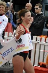 Deutsche Meisterin im Halbmarathon 2011, Sabrina Mockenhaupt