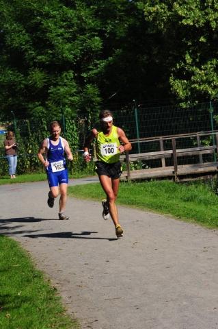 7. Charisma Fitnesslauf